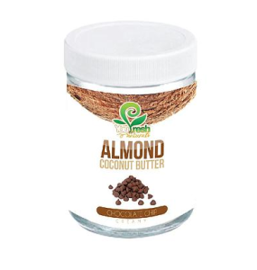 chocolate chip almond coconut butter