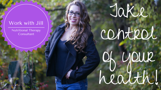 nutritional therapy with jill