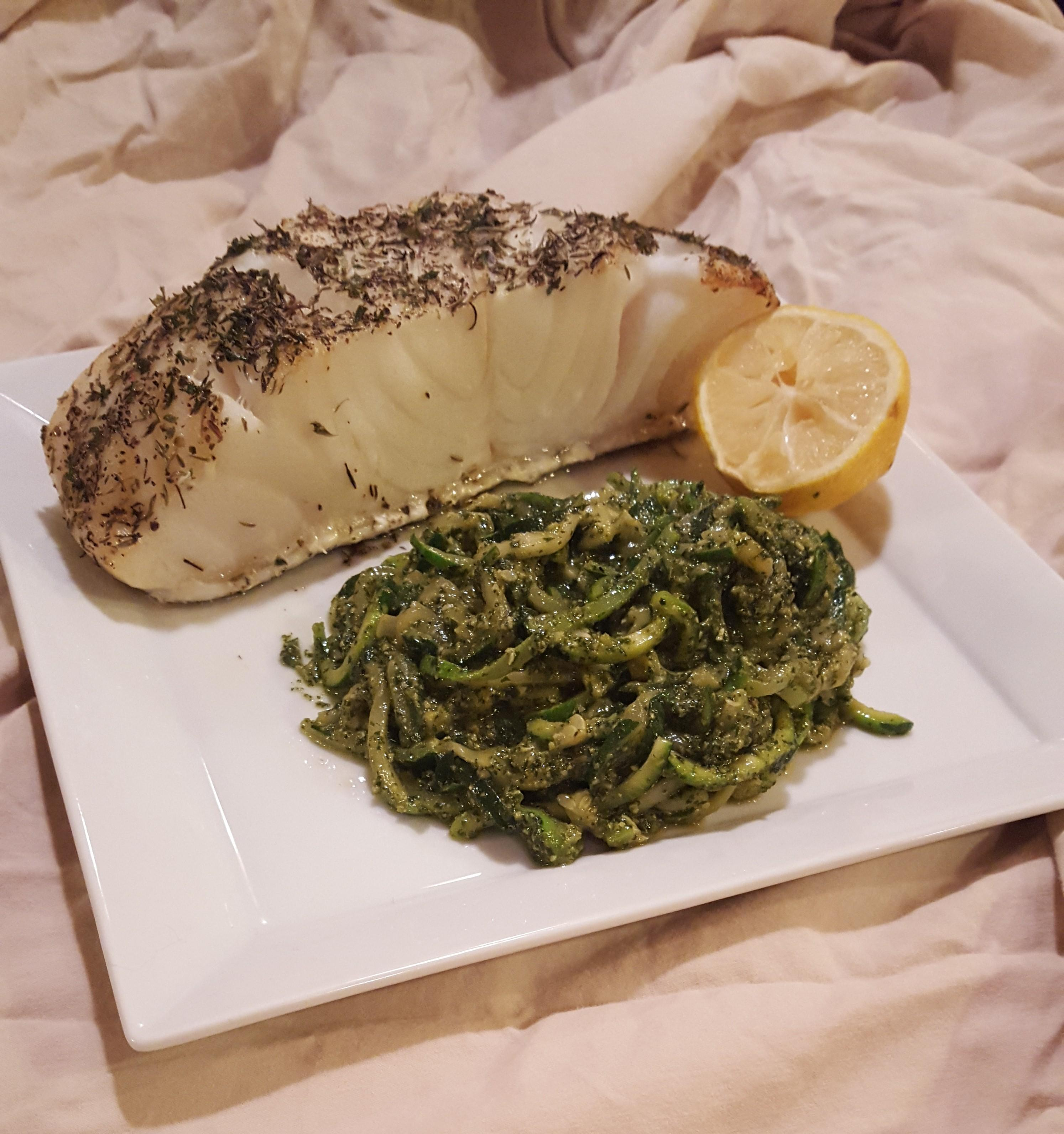 Broiled Chilean Sea Bass Recipe - Cooking With Brett and ...